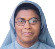 Rev. Sr. Christy CHF