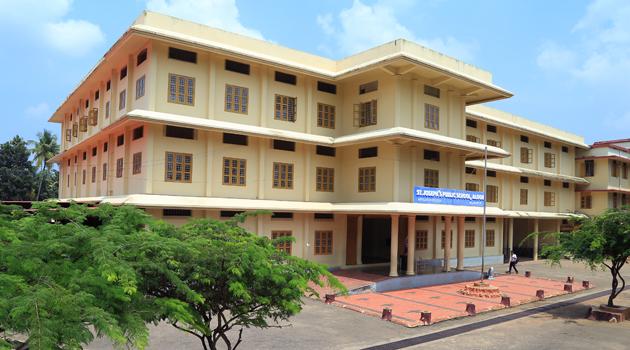St. Joseph's Public School (ICSE), ...